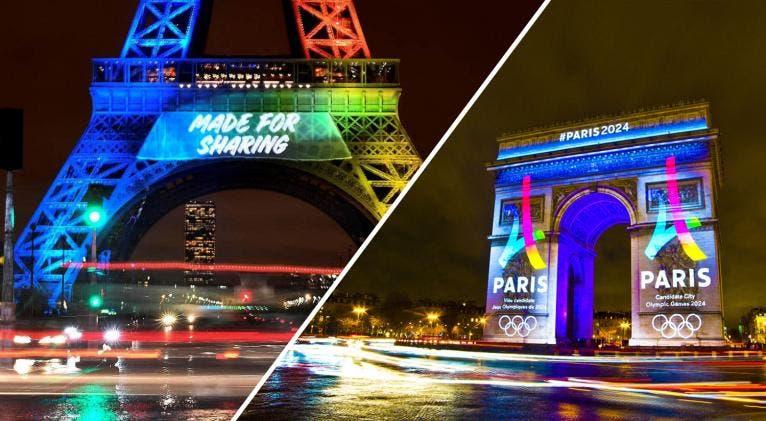 París da la bienvenida a sus futuros Juegos de 2024