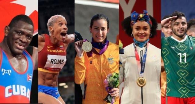Juegos Olímpicos de Tokio: Cómo terminan los países de América Latina