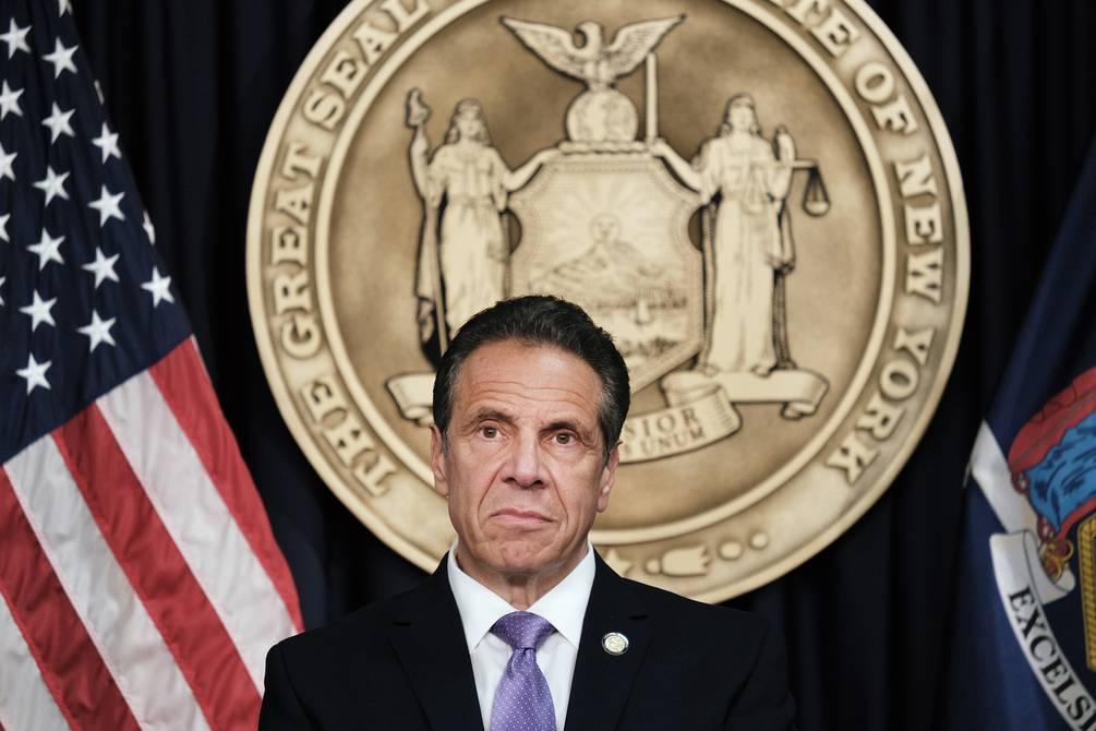 El gobernador de Nueva York Andrew Cuomo enfrenta ahora una investigación criminal por acoso sexual