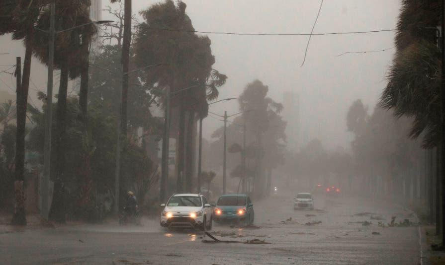 COE mantiene 14 provincias en alerta roja y 17 en amarilla por tormenta tropical Fred