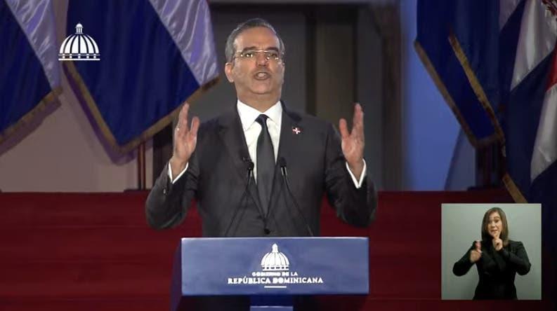 Las 12 reformas que promete desarrollar Luis Abinader para «modernizar a fondo» el país
