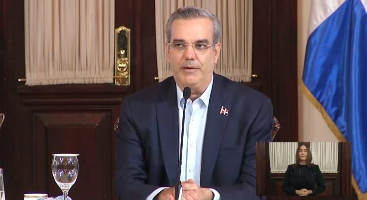 Decreto: Luis Abinader prorroga por 45 días el estado de emergencia