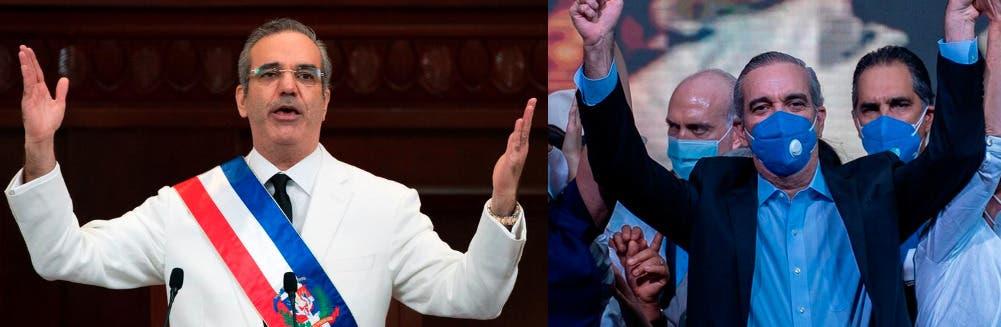 A un año de gobierno Luis Abinader ¿Mejor presidente que candidato?