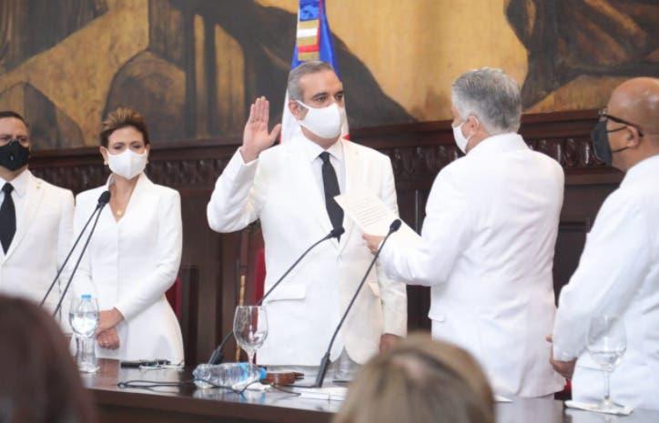 Primer año de gobierno: Grupo de Comunicaciones Corripio transmitirá entrevista concedida por Luis Abinader