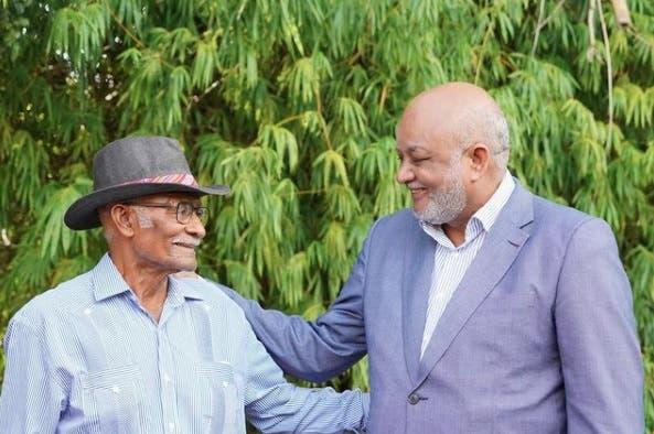 Fallece Benjamín Fulcar, padre del ministro de Educación