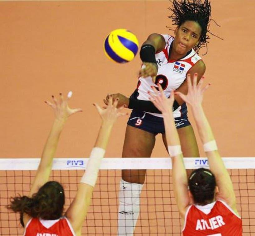 Voleibol Sub-23 va hoy ante Trinidad; busca boleto a Juegos Panam de Cali