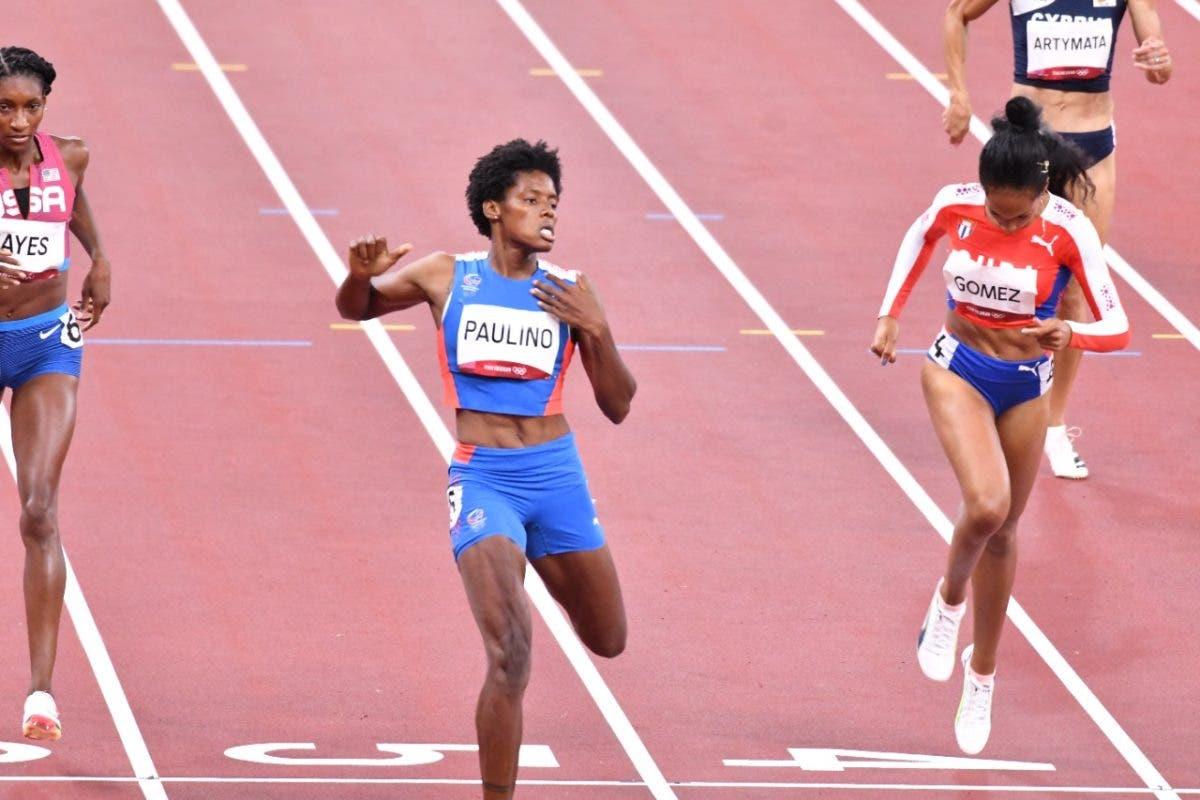 Marileidy Paulino lo hace otra vez, gana oro en Lausana, Suiza