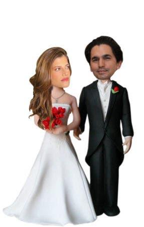 """Elsa Rita González y Emmanuel Hernández dirán el """"sí, quiero"""", en petit comité."""