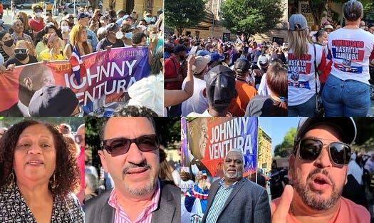 Música Johnny Ventura se escucha incesantemente en el Alto Manhattan