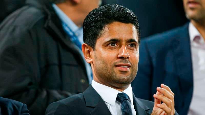Quién es Nasser al Khelaïfi, el presidente del PSG que logró el fichaje de Lionel Messi