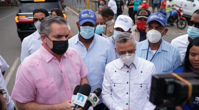 Neney Cabrera advierte desaprensivos intentan desmeritar operativo «La Ruta de la Limpieza»