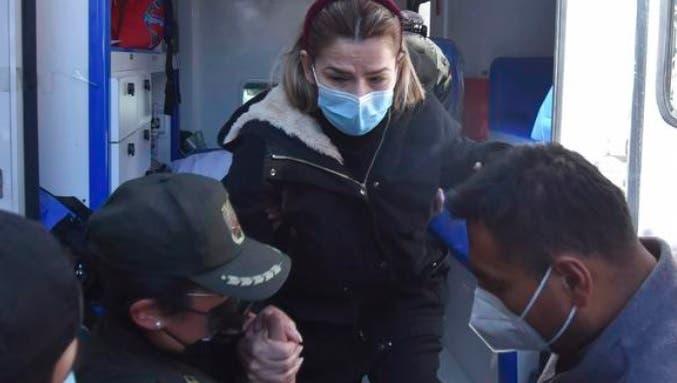 ONU visita a expresidenta Jeanine Áñez; recomienda estrategias contra autolesiones