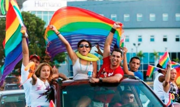 Caravana arcoíris pide ley que proteja a los LGBTIQ en República Dominicana