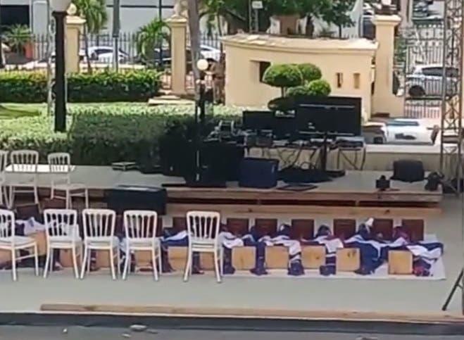 Dan toques finales en el Palacio Nacional para alocución del presidente Abinader