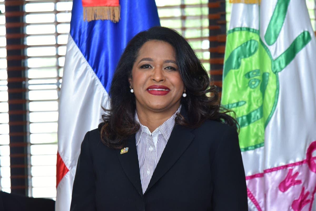 Presidenta de CONANI presenta logros en su primer año de gestión