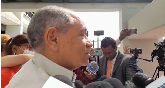 Pepe Abreu dice no quiere Código Laboral se aborde con partidos políticos