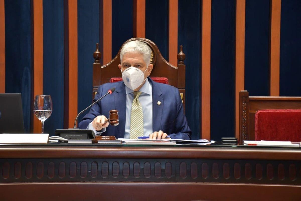 Senado conforma comisiones bicamerales para estudiar proyectos que perimieron