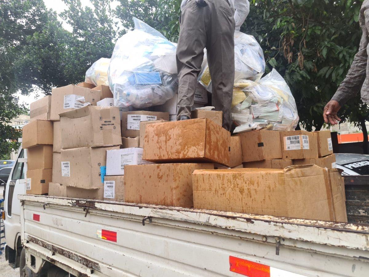 Fundación Cruz Jiminián envía ayuda humanitaria a Haití