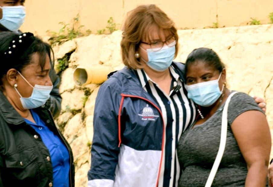 Directora de Plan Social dispone rápida acción en zonas vulnerables afectadas por Grace
