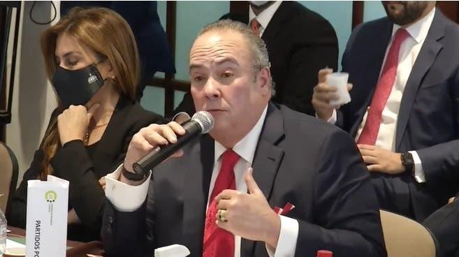 Diálogo nacional: Charlie Mariotti pide se le reconozca al PLD varios aportes