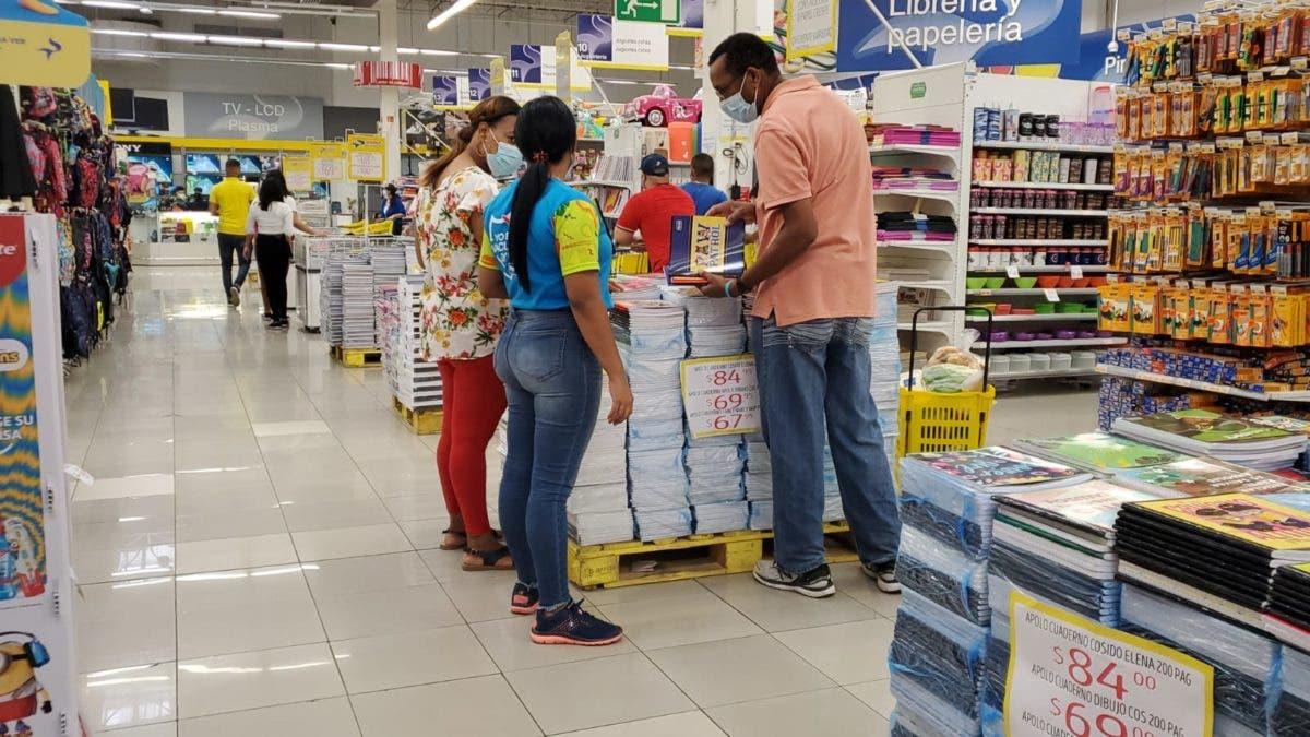 Padres deben disponer entre 15 y 20 mil pesos en promedio para útiles escolares