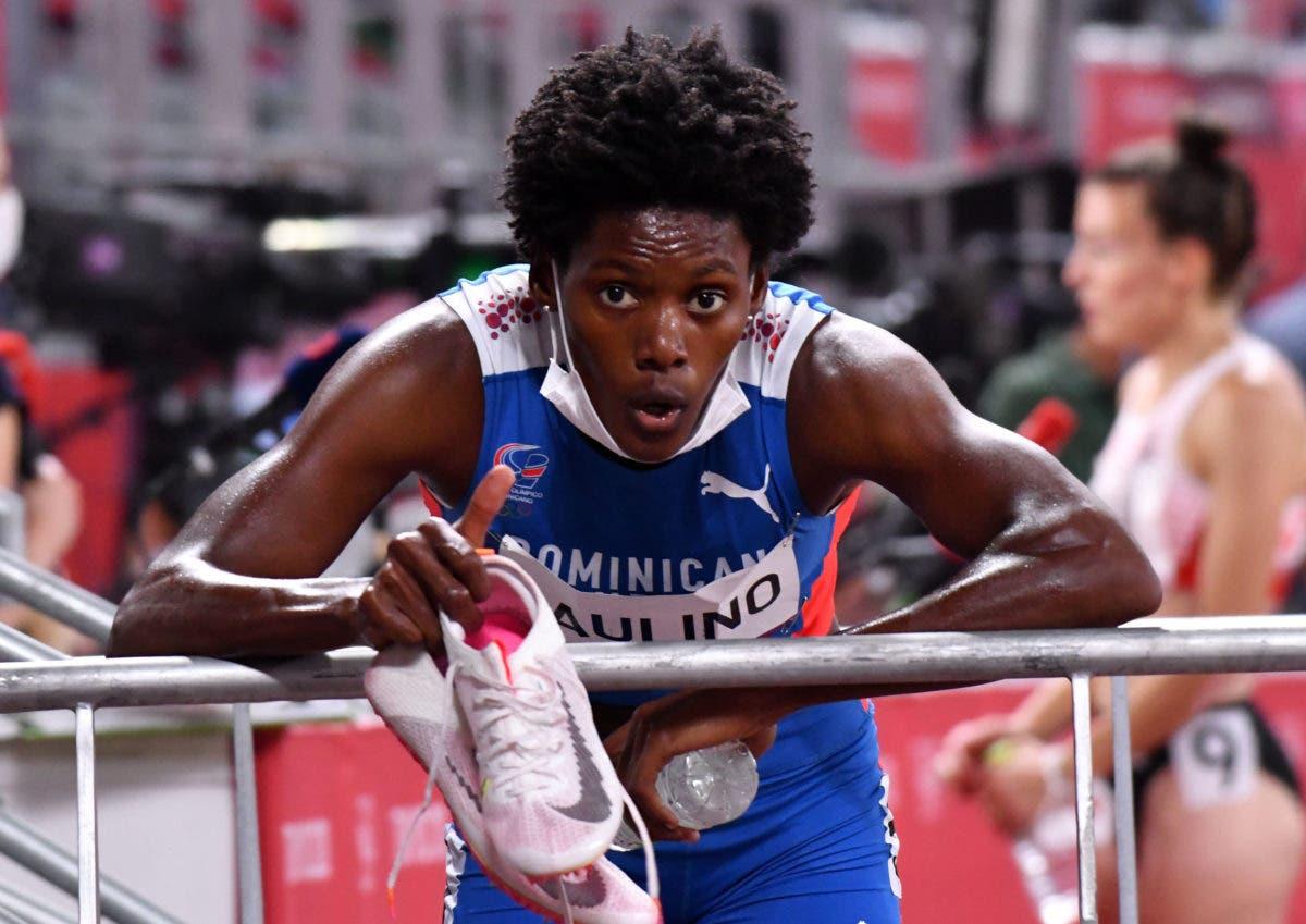Dominicana Marileidy Paulino clasifica a la final 400 metros en Juegos Olímpicos
