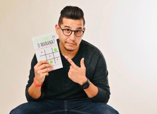 """Pedro Torres prepara nueva versión de libro """"¿Te cuidas hoy o mañana?"""""""