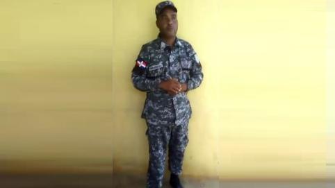 Policía difunde video para pedir ayuda a Luis Abinader por su problema de diabetes