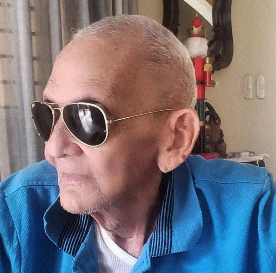 Muere don Ramón Dolores Del Rosario; padre de los hermanos Rosario