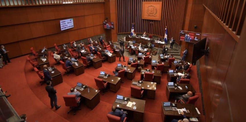 Senadores siguen debate sobre Código Penal sin lograr consenso