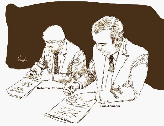 Informe, diplomacia, acuerdos