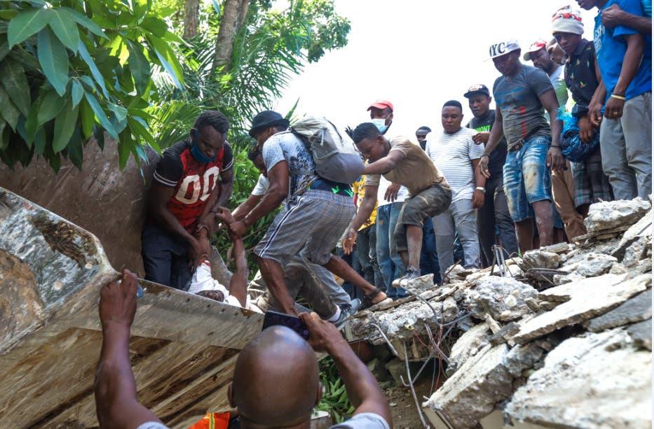 Terremoto en Haití, uno de los 10 con más muertes en Latinoamérica en 25 años
