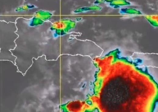 Tormenta tropical Fred cubre gran parte de la República Dominicana, según directora Onamet