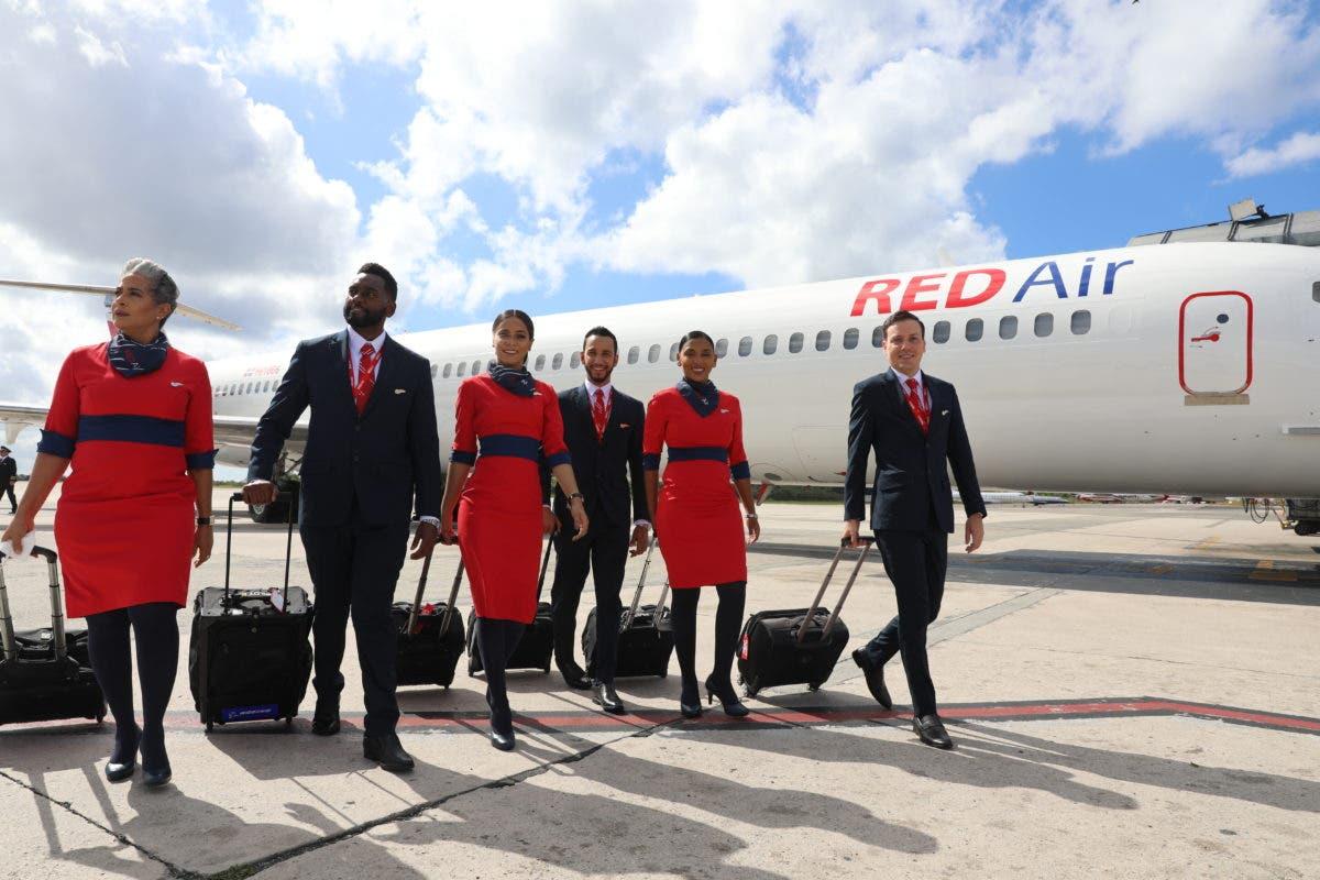 RED Air Apuesta por el talento nacional e impulso de la economía dominicana