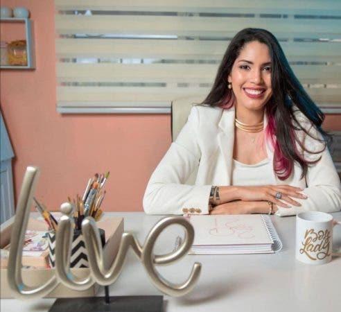 Liz Méndez, experta en Branding.