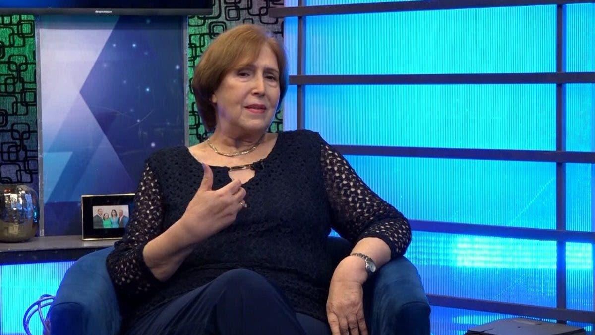 Carmen Heredia busca descentralizar la cultura de Santo Domingo y extenderla a todo el país