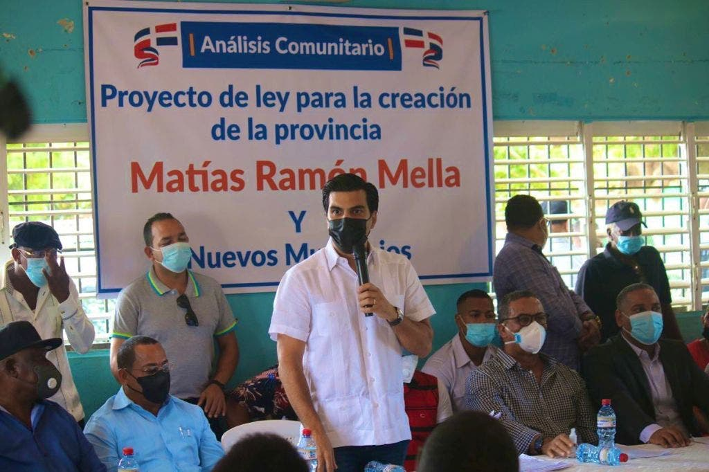 Buscan crear la provincia Matías Ramón Mella