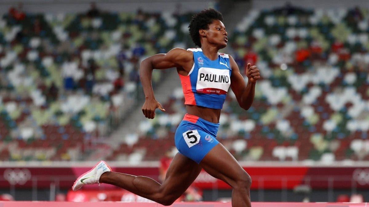 Marileidy Paulino planta récord nacional con 49.20 segundos en los 400 metros planos