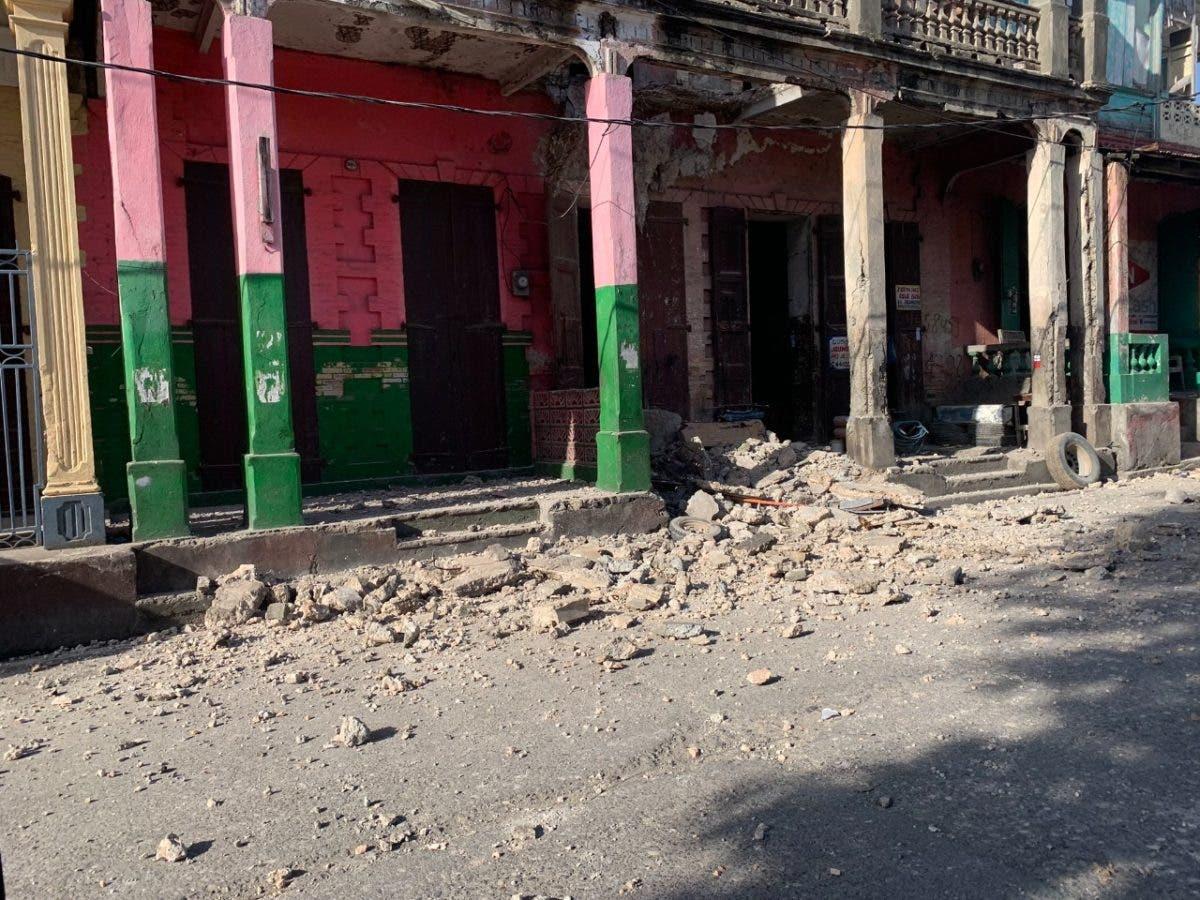 Terremoto en Haití: Las primeras fotos y videos de como está ese país