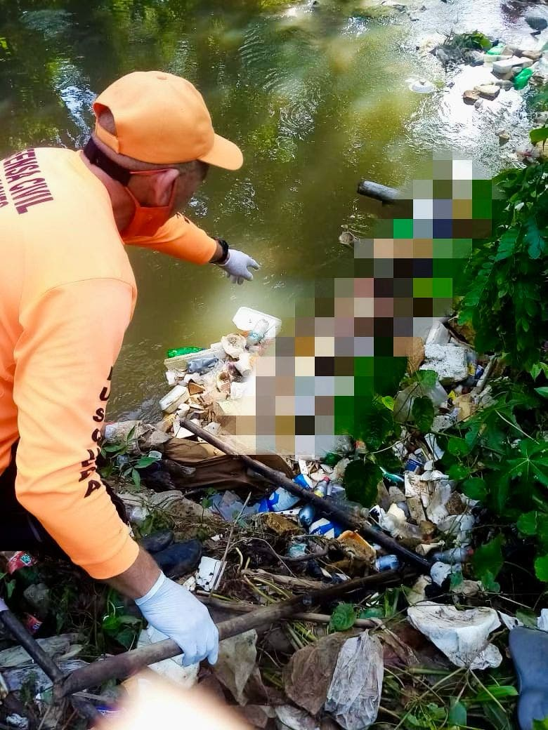 Defensa Civil halla cadáver de joven desaparecido en río Yaguasa en Santo Domingo