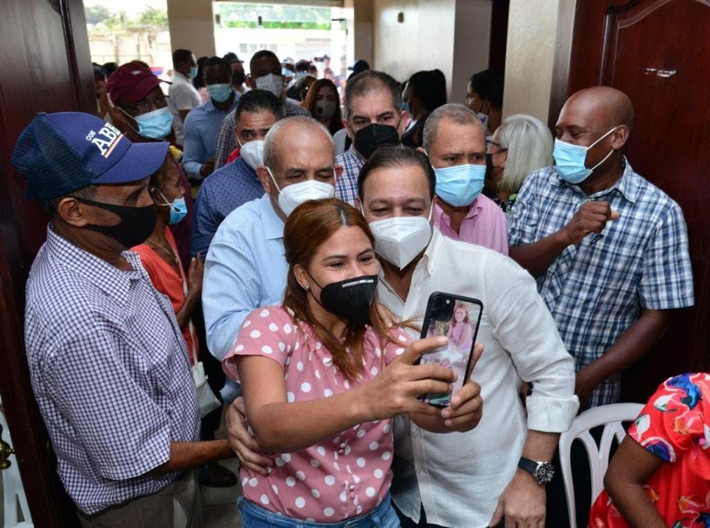 Abel Martínez: ¨primer año de Gobierno PRM se traduce en ineficiencia y promesas incumplidas¨