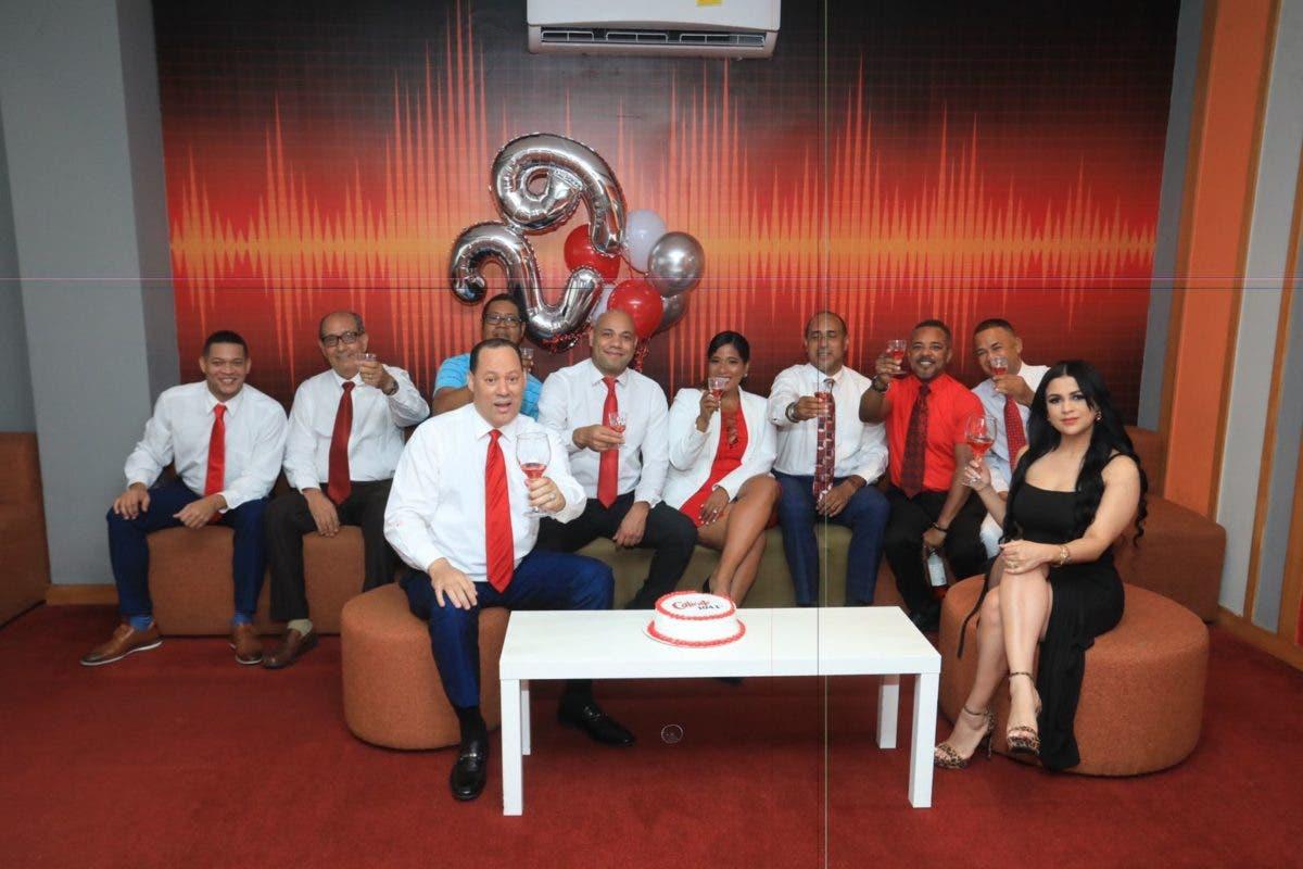Franklin Mirabal celebra 29 años del programa Impacto Deportivo Radio