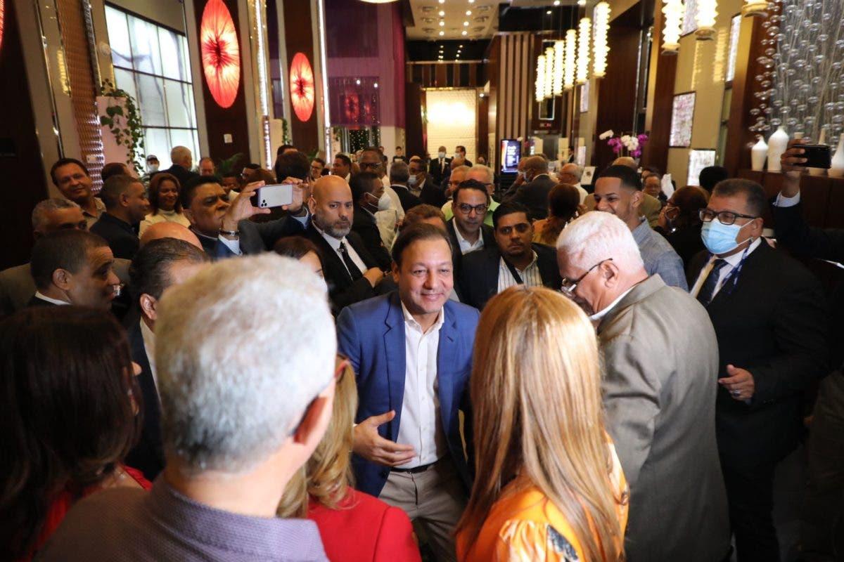 Abel Martínez busca simpatía en Nueva York de cara aspiración a la Presidencia