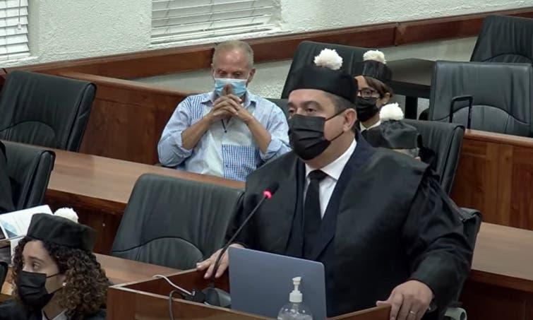 A solicitud de abogados de Ángel Rondón, aplazan audiencia juicio Odebrecht