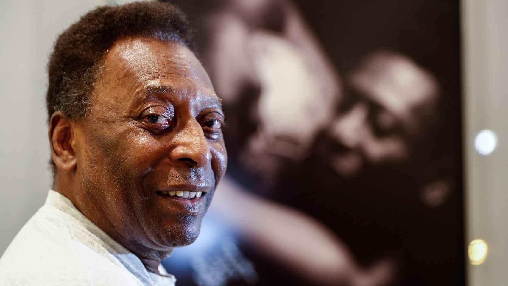 Diez mil dólares para hablar 30 minutos con Pelé por una buena causa