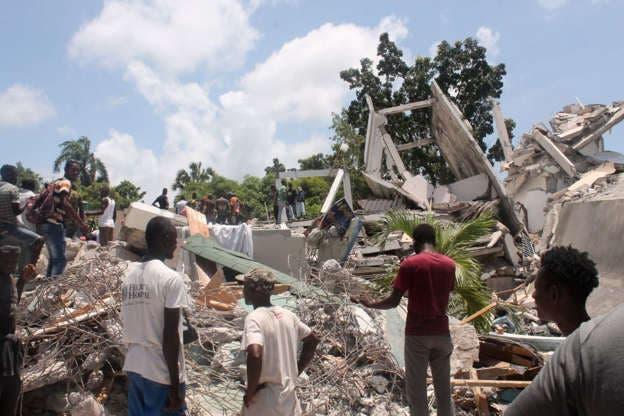 Un muerto en Haití a causa de Grace