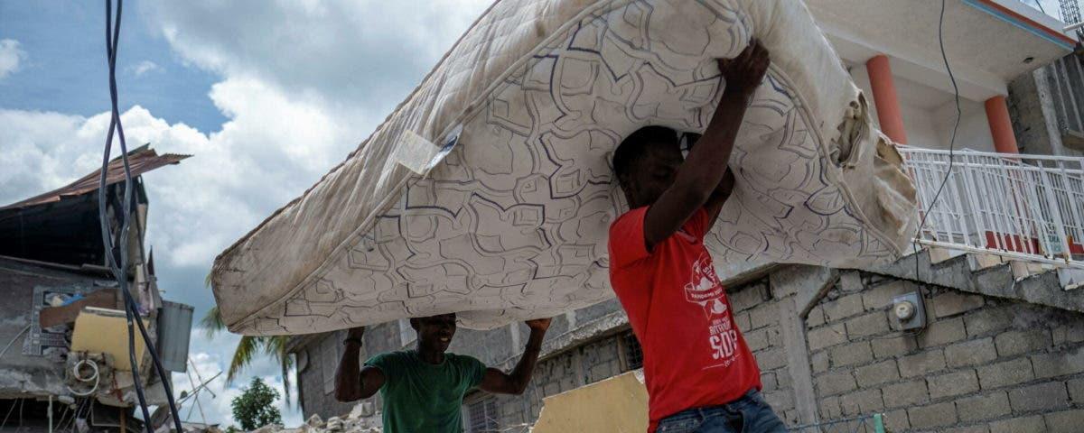 Cruz Roja Internacional envía 37 toneladas de ayuda a Haití desde Panamá
