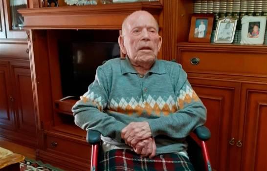 El hombre más viejo del mundo tiene 112, según el Guinnes