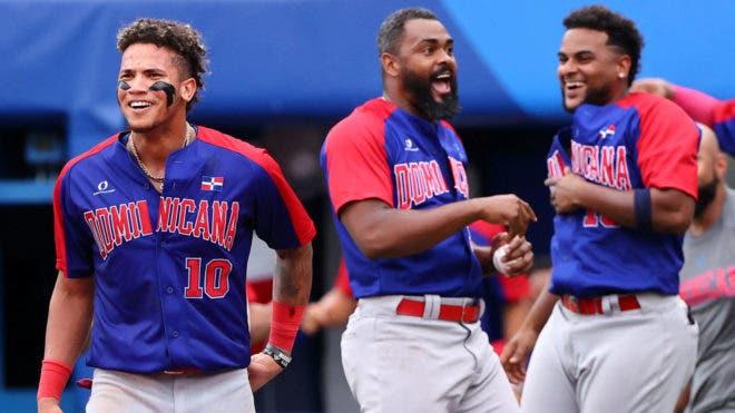 Luis Abinader felicita al equipo dominicano de béisbol por bronce en Juegos Olímpicos de Tokio 2020