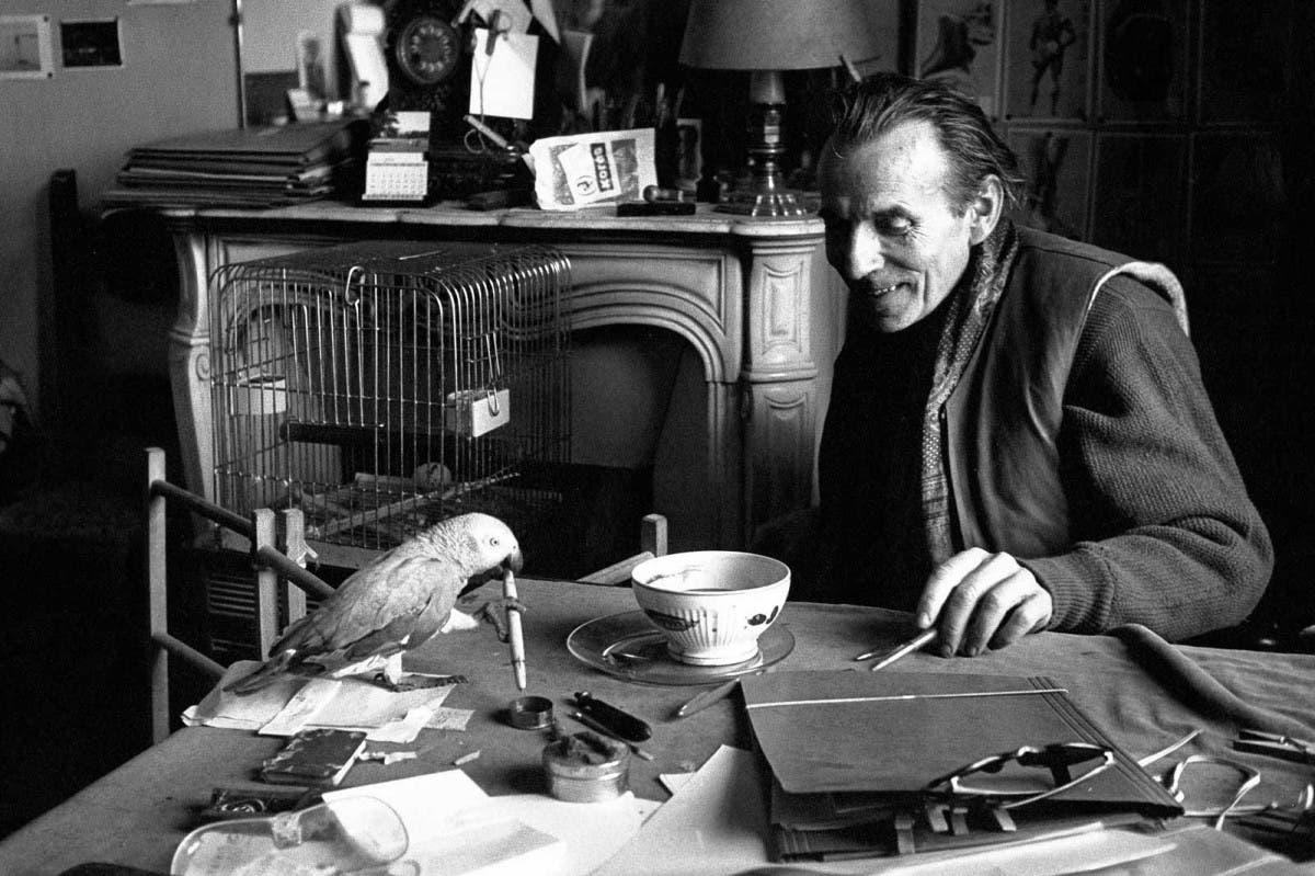 Los manuscritos robados de Céline reaparecen 77 años después
